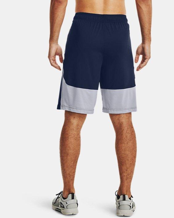 Men's UA Raid 2.0 Shorts, Navy, pdpMainDesktop image number 1