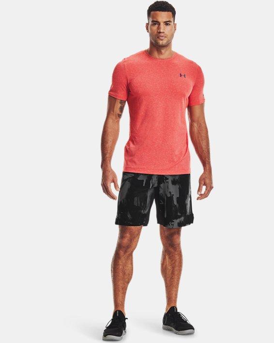 Men's UA Reign Woven Shorts, Black, pdpMainDesktop image number 2