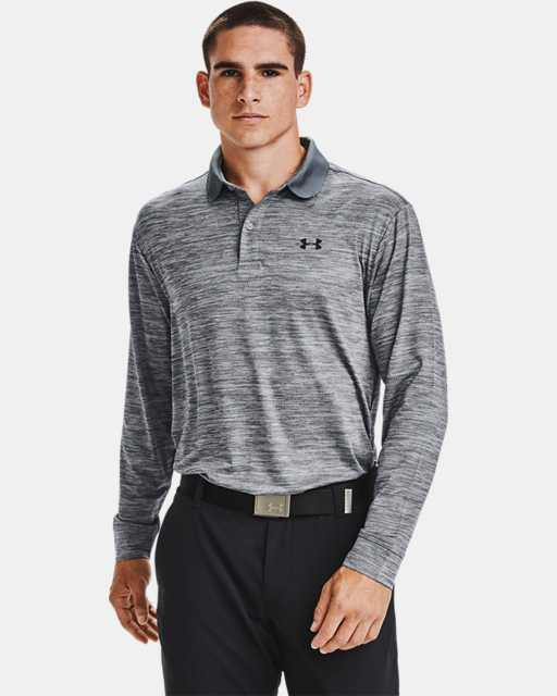 UA Perf Polo 2.0 Long Sleeve
