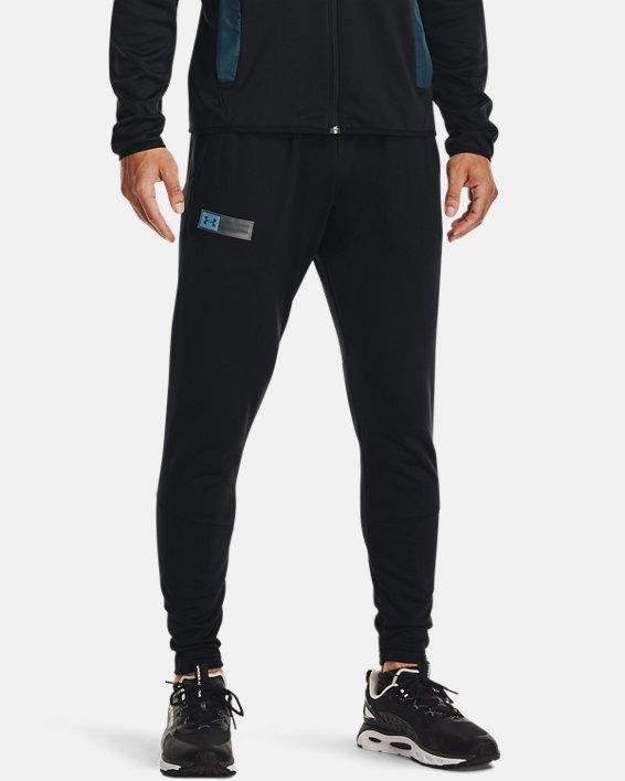 Men's Armour Fleece® Storm Pants, Black, pdpMainDesktop image number 0