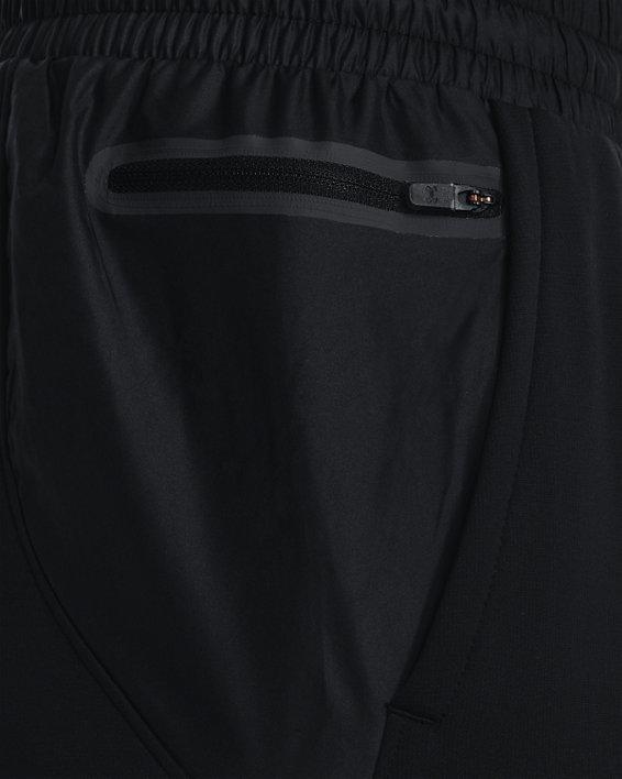 Men's Armour Fleece® Storm Pants, Black, pdpMainDesktop image number 3
