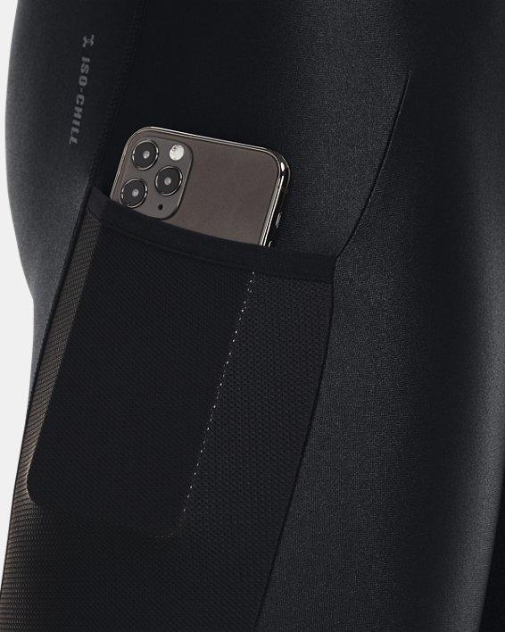 Men's Project Rock Iso-Chill Shorts, Black, pdpMainDesktop image number 7