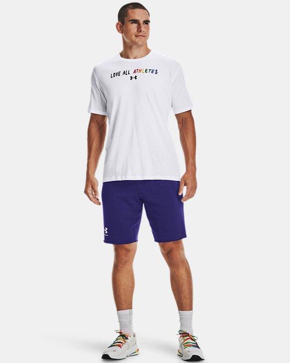 Camiseta de manga corta UA Pride Courage, White, pdpMainDesktop image number 0