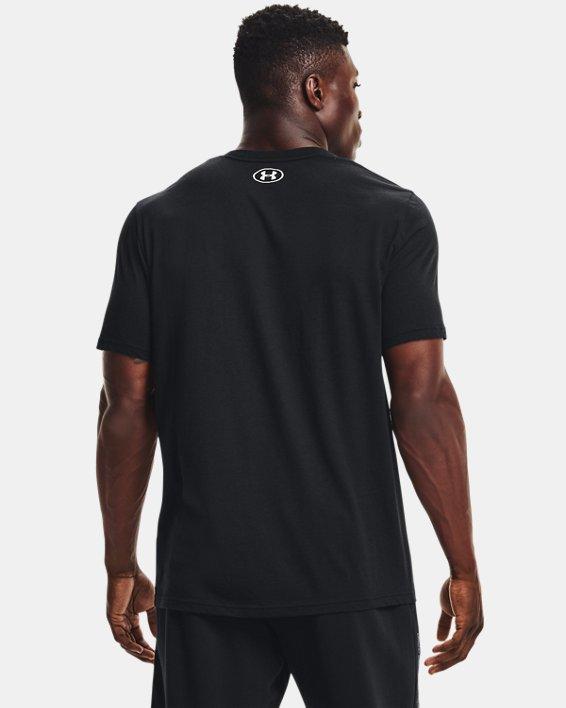 Men's Project Rock Brahma Bull Short Sleeve, Black, pdpMainDesktop image number 1