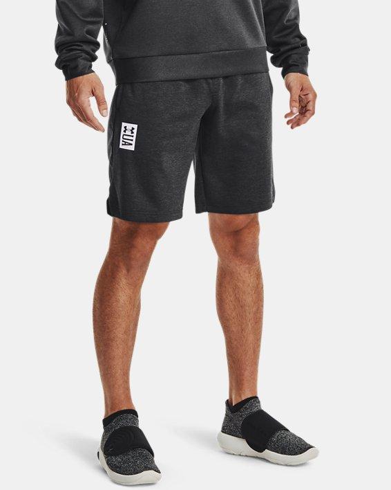 Men's UA RECOVER™ Shorts, Black, pdpMainDesktop image number 0