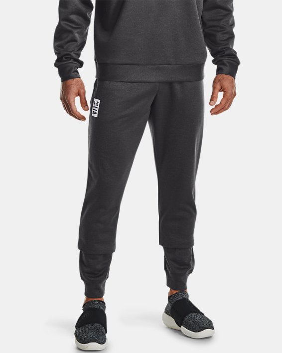 Men's UA RECOVER™ Joggers, Black, pdpMainDesktop image number 1