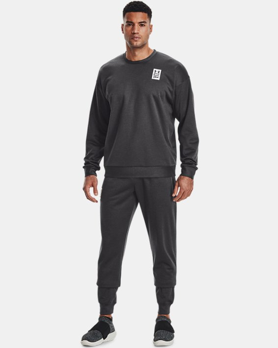 Men's UA RECOVER™ Joggers, Black, pdpMainDesktop image number 0