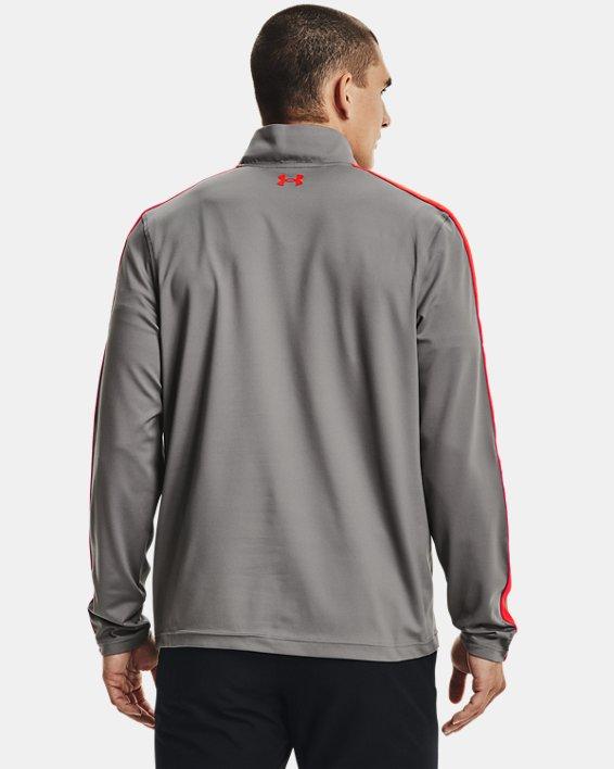 Men's UA Storm Midlayer ½ Zip, Gray, pdpMainDesktop image number 1