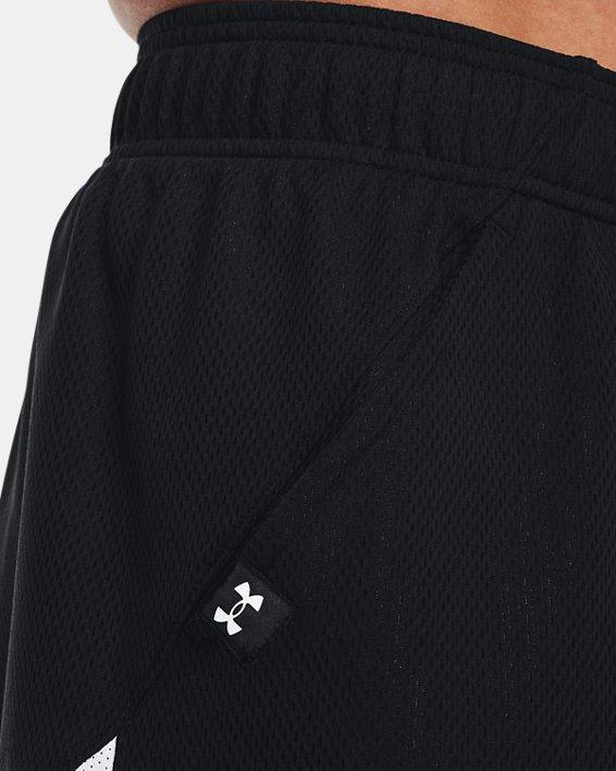 Pantalón corto UA Embiid Signature para hombre, Black, pdpMainDesktop image number 3