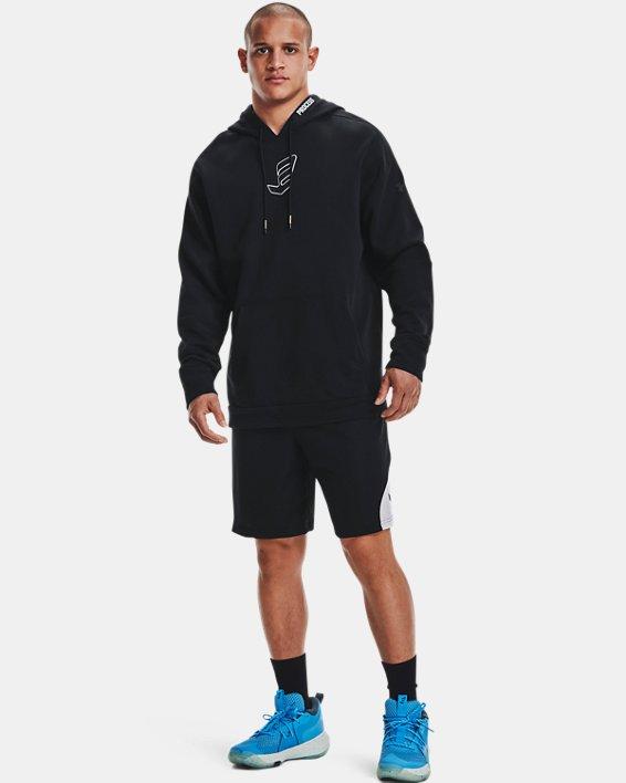 Men's UA Embiid Signature Hoodie, Black, pdpMainDesktop image number 0