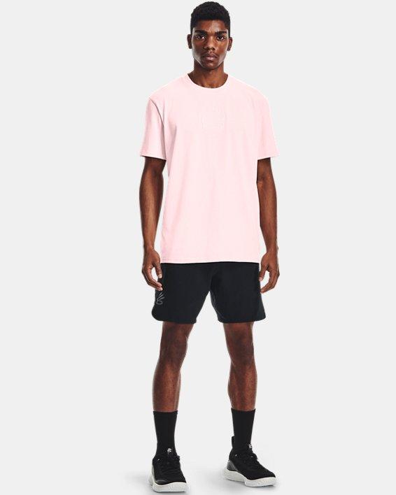 Men's Curry UNDRTD Utility Shorts, Black, pdpMainDesktop image number 0