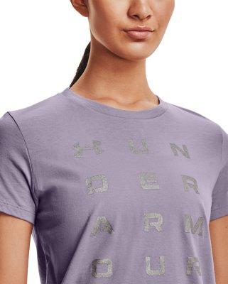 Under Armour Wordmark Shoulder Short-Sleeve Shirt Choose SZ//Color