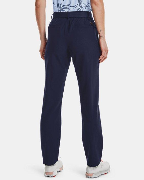 Women's UA Links Pants, Navy, pdpMainDesktop image number 2