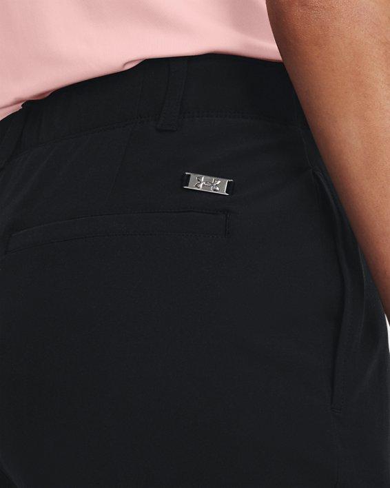 Women's UA Links Shorts, Black, pdpMainDesktop image number 3