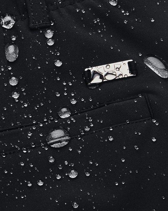 Women's UA Links Shorts, Black, pdpMainDesktop image number 4