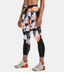 2-Pack Under Armour Women's Project Rock Ankle Leggings
