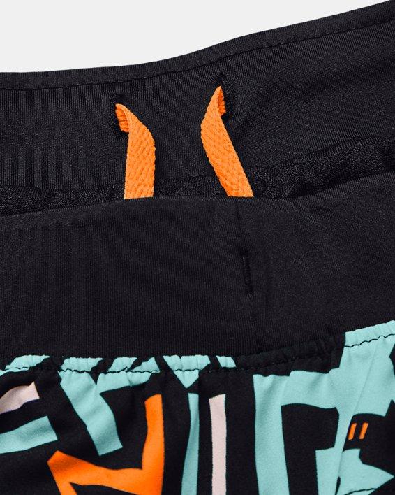 "Men's UA Launch 7"" GRD Shorts, Black, pdpMainDesktop image number 7"