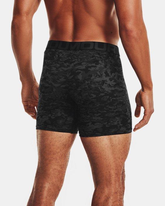 "Men's Charged Cotton® 6"" Boxerjock® – 3-Pack, Black, pdpMainDesktop image number 1"
