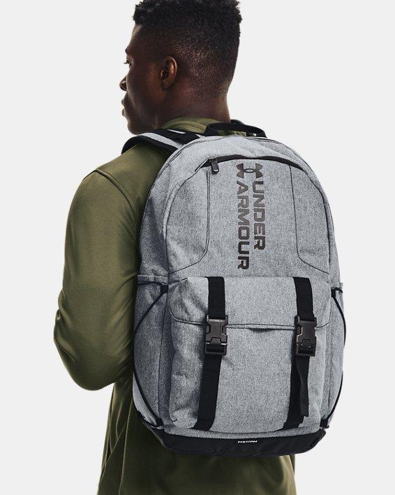 UA Gametime Backpack, Gray, pdpMainDesktop image number 0