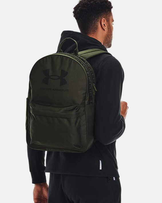 UA Loudon Backpack, Green, pdpMainDesktop image number 0