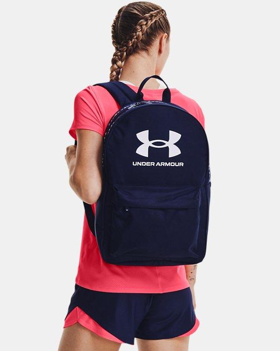 UA Loudon Backpack, Navy, pdpMainDesktop image number 0