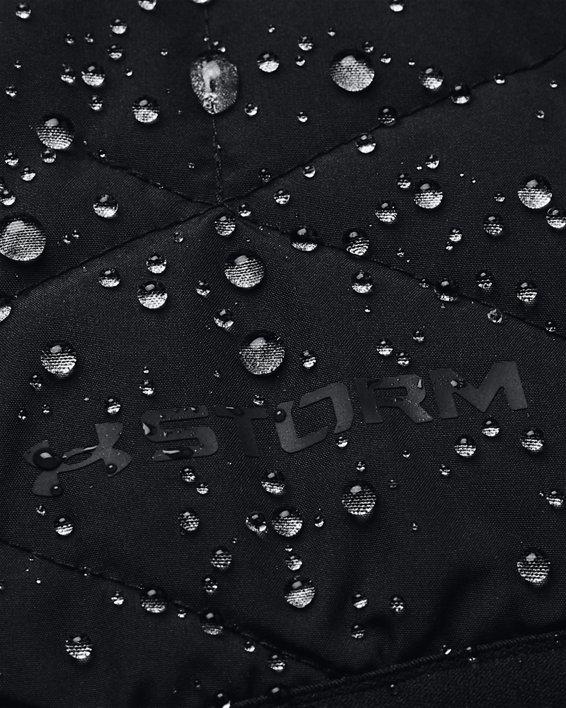 Men's ColdGear® Reactor Golf Hybrid Jacket, Black, pdpMainDesktop image number 6