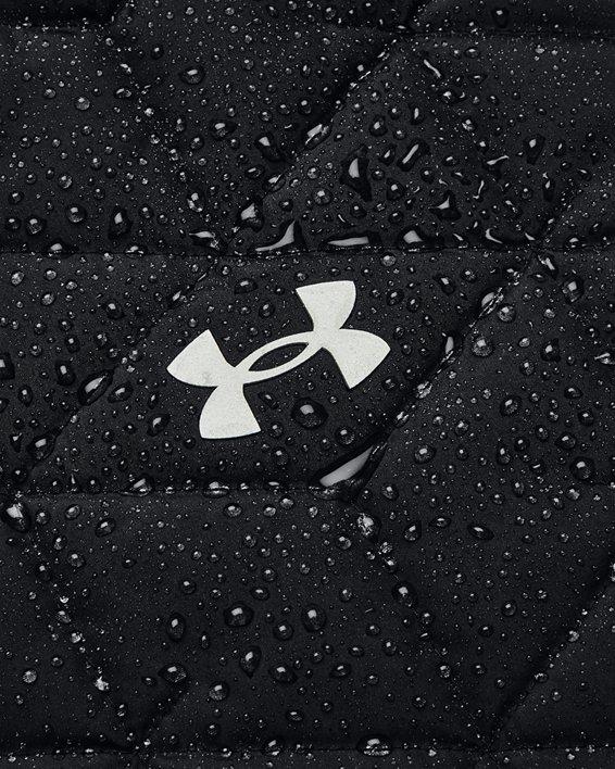 Men's ColdGear® Reactor Golf Vest, Black, pdpMainDesktop image number 5