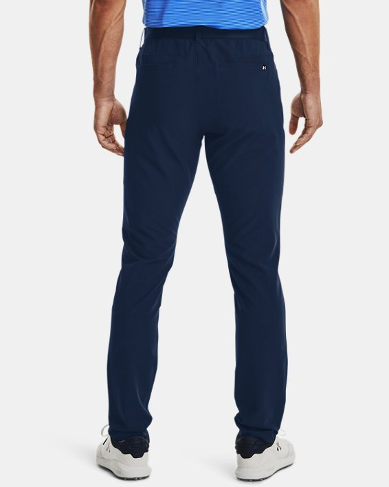 Men's UA Drive 5 Pocket Pants, Navy, pdpMainDesktop image number 1