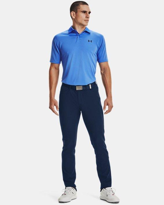 Men's UA Drive 5 Pocket Pants, Navy, pdpMainDesktop image number 2