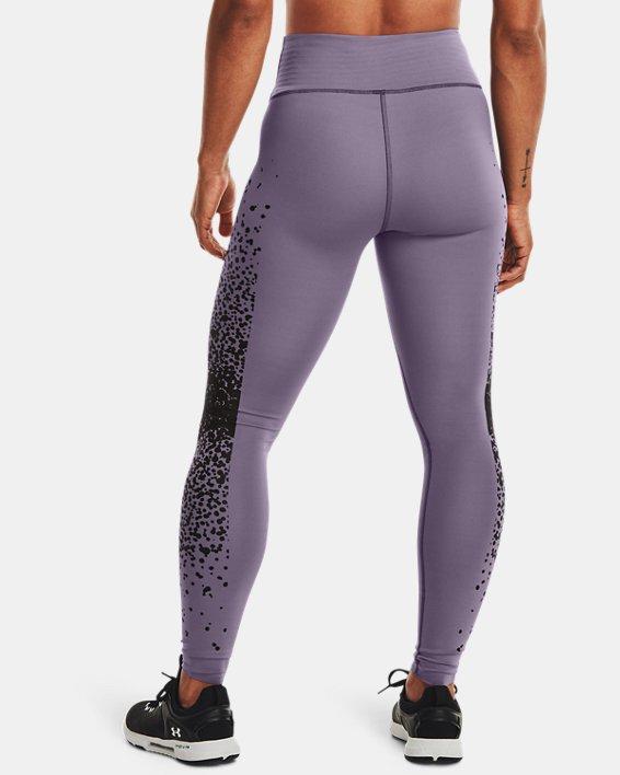 Women's UA RUSH™ No-Slip Waistband Full-Length Leggings, Gray, pdpMainDesktop image number 1