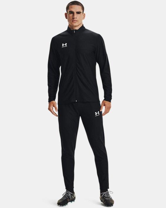 Men's UA Challenger Tracksuit, Black, pdpMainDesktop image number 0