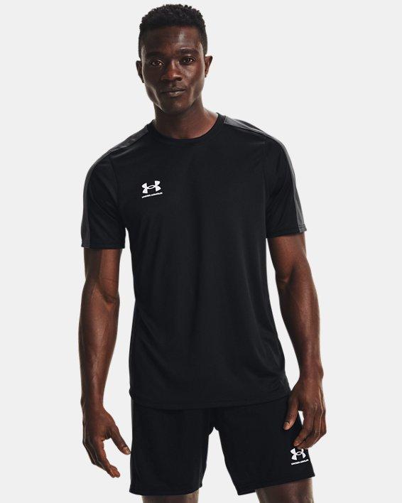 Men's UA Challenger Training Top, Black, pdpMainDesktop image number 1
