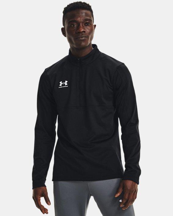 Men's UA Challenger Midlayer, Black, pdpMainDesktop image number 0