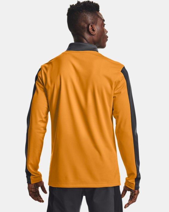 Men's UA Challenger Midlayer, Orange, pdpMainDesktop image number 1