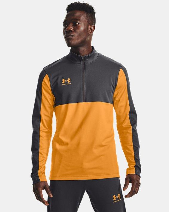 Men's UA Challenger Midlayer, Orange, pdpMainDesktop image number 0