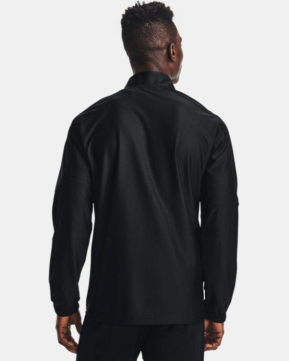 Men's UA Challenger Track Jacket, Black, pdpMainDesktop image number 1