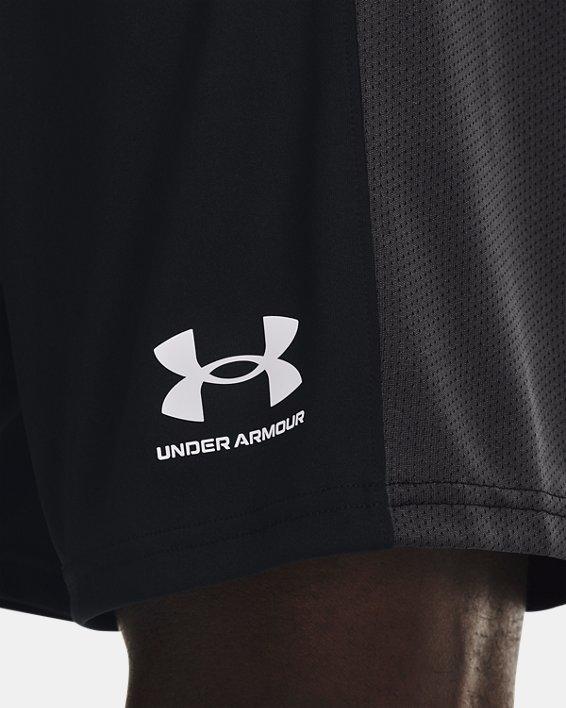 Men's UA Challenger Knit Shorts, Black, pdpMainDesktop image number 3