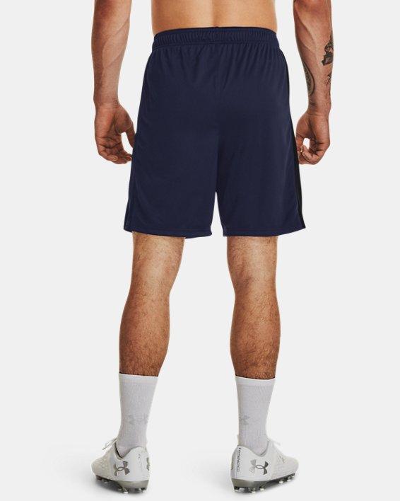 Men's UA Challenger Knit Shorts, Navy, pdpMainDesktop image number 2