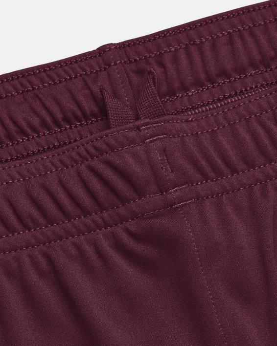 Men's UA Challenger Knit Shorts, Red, pdpMainDesktop image number 6
