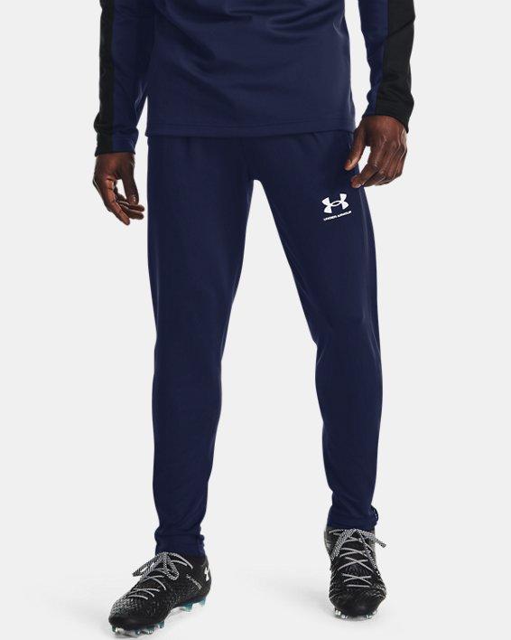 Men's UA Challenger Training Pants, Navy, pdpMainDesktop image number 1