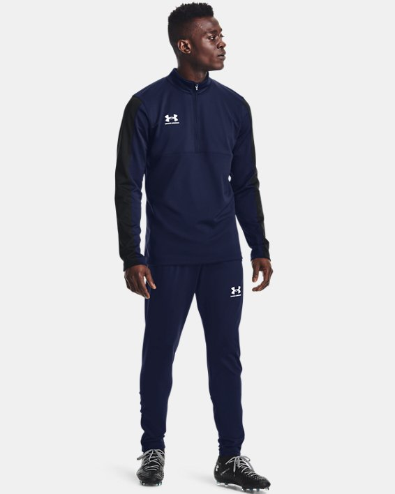 Men's UA Challenger Training Pants, Navy, pdpMainDesktop image number 0
