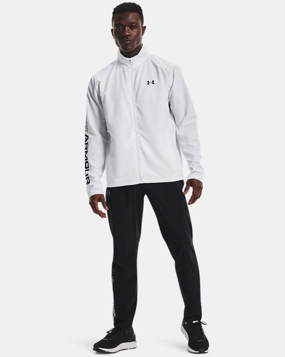 Men's UA Storm Run Pants, Black, pdpMainDesktop image number 0