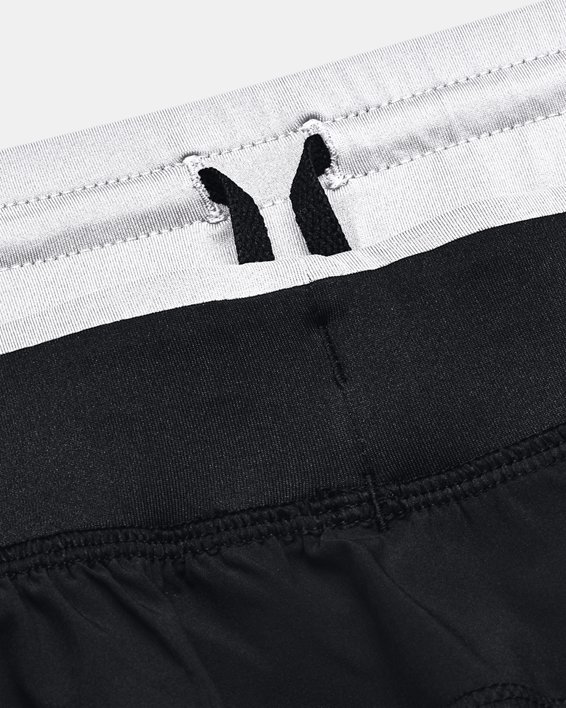 Men's UA Storm Run Pants, Black, pdpMainDesktop image number 7