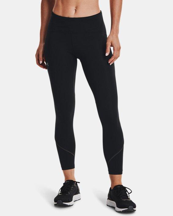 Women's UA Fly Fast Ankle Tights, Black, pdpMainDesktop image number 1