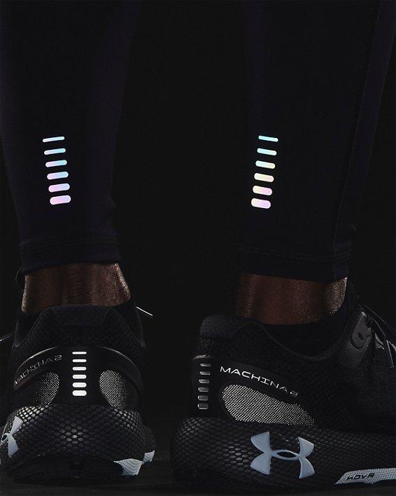 Men's UA RUSH™ HeatGear® Stamina Tights, Black, pdpMainDesktop image number 7