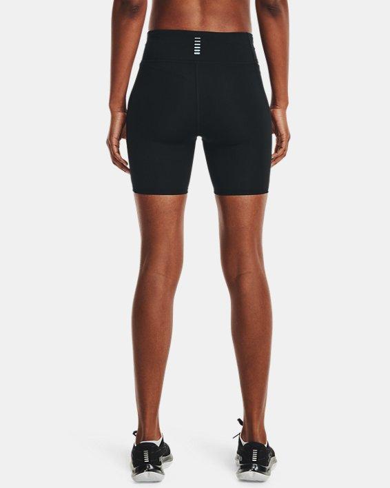Women's UA Fly Fast Pocket Shorts, Black, pdpMainDesktop image number 2