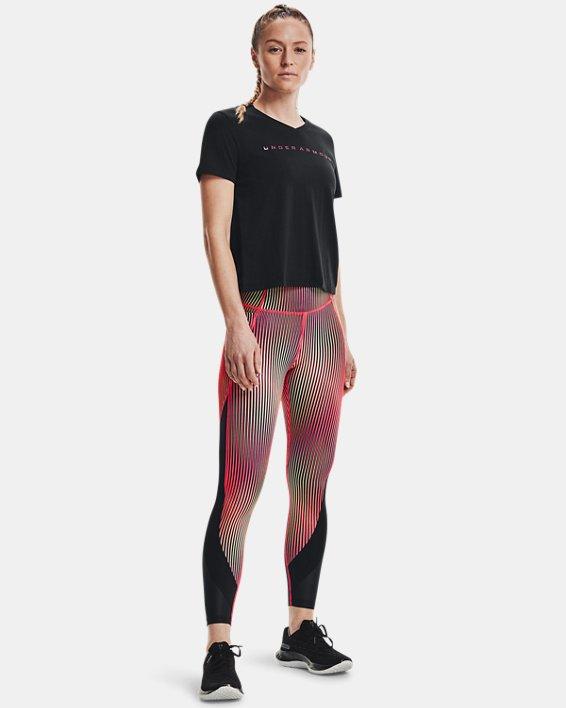 Camiseta de manga corta UA Speed Stride Chroma para mujer, Black, pdpMainDesktop image number 0