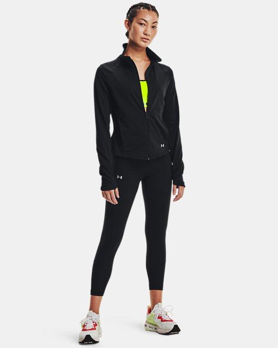 Women's UA Meridian Jacket, Black, pdpMainDesktop image number 0