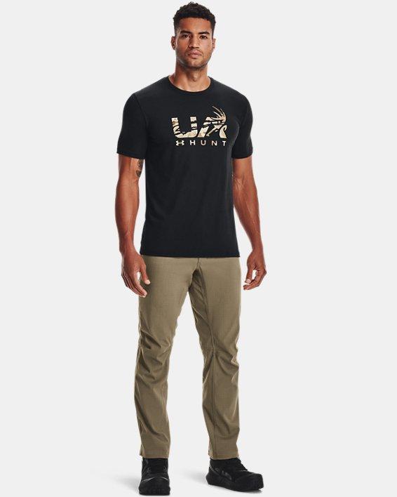 Men's UA Antler Hunt Logo T-Shirt