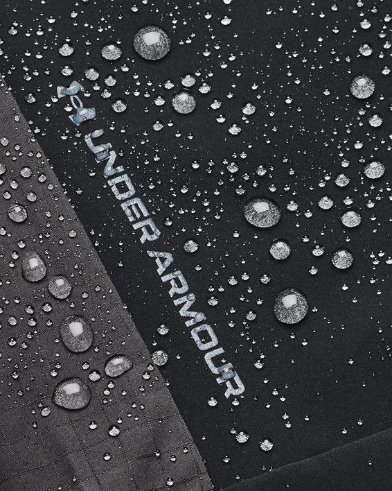 Men's UA RUSH™ Legacy Woven Pants, Black, pdpMainDesktop image number 7